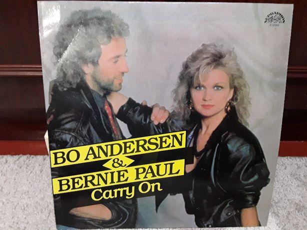 пластинка Bo Andersen and Bernie Paul
