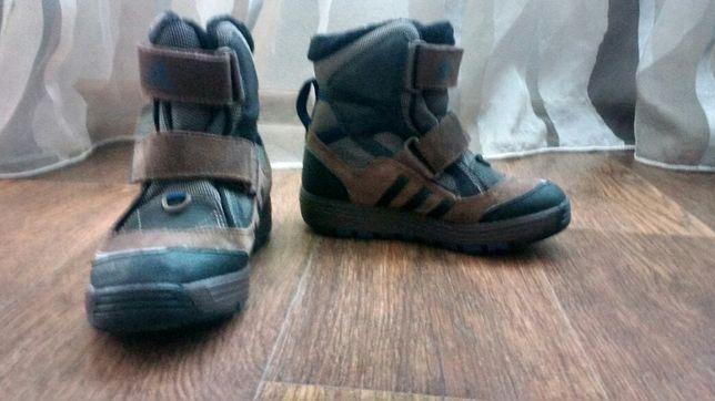 Детские термо-ботинки Adidas