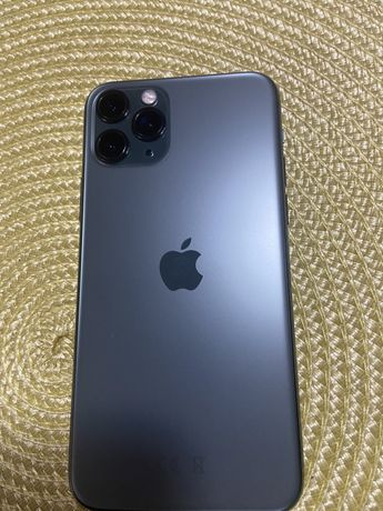 Iphone 11 pro 256 gb green stan nowy