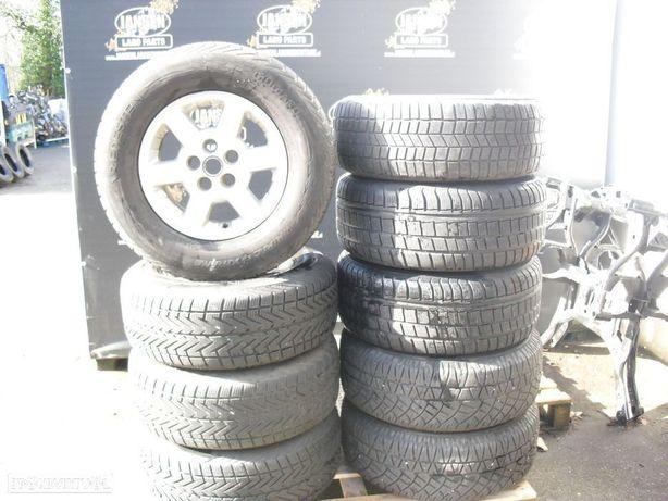 Land Rover Discovery 2/ RR P38 255x65xR16 4 pneus + jantes