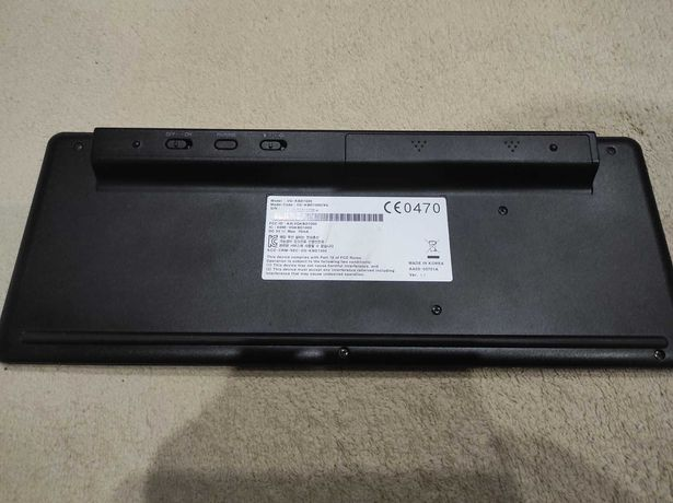 Klawiatura bezprzewodowa Samsung SMART VG-KBD 1500