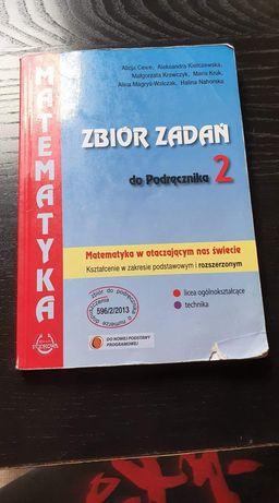 Zbiór zadań  2 matematyka