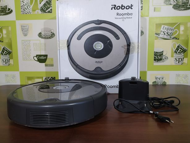 Робот пылесос  iRobot Roomba 615