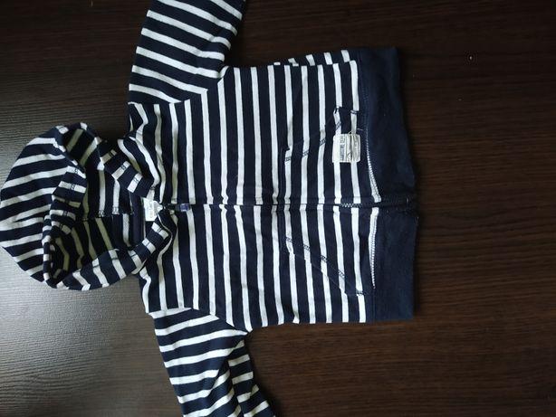 Bluzy chłopięce 74 cm 3 szt