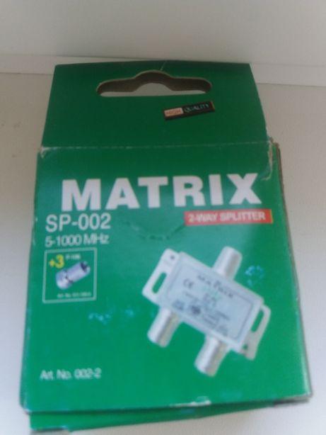 Разветвитель Tcom Matrix Splitter 2 WAY SP 002