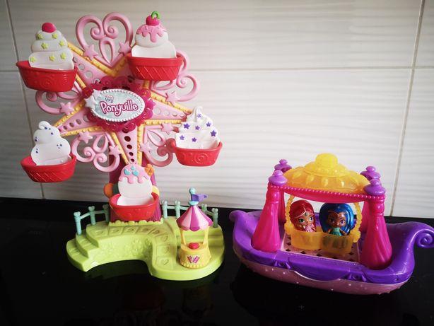Karuzela My Little Pony - Shimmer i Shine
