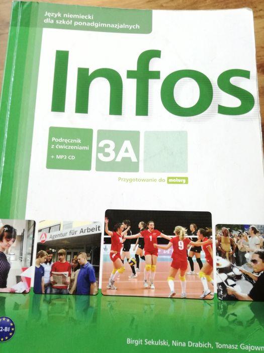 Infos 3A Podręcznik z ćwiczeniami Granowo - image 1