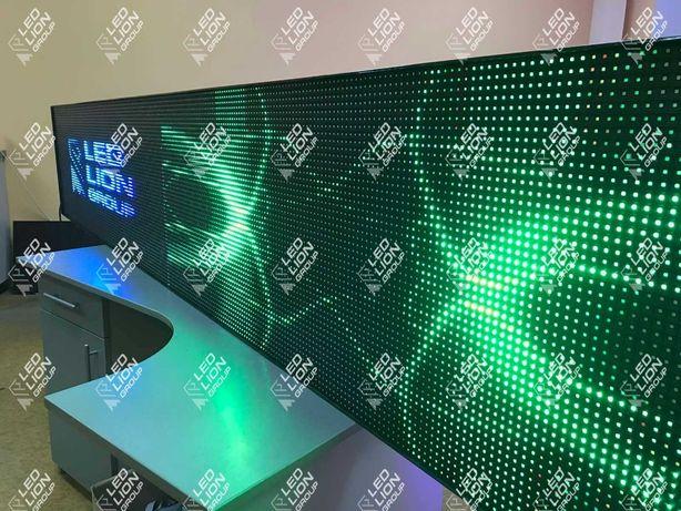 Бегущая строка,Светодиодный Led экран,Светодиодная реклама/лед экран