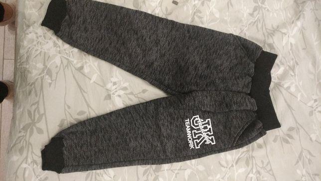 Теплые штаны для мальчика-девочки 104 см