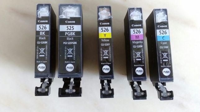 Conjunto tinteiros Canon MG5350