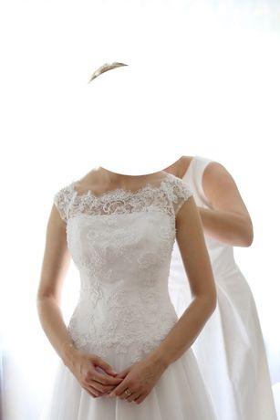 Suknia ślubna rozm 34/36 Margaret Frida