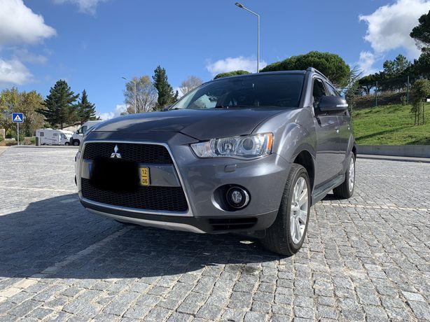 Mitsubishi outlander 2.2 DID MIVEC 7 lugares