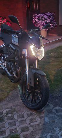 Yamaha mt 125 kat b