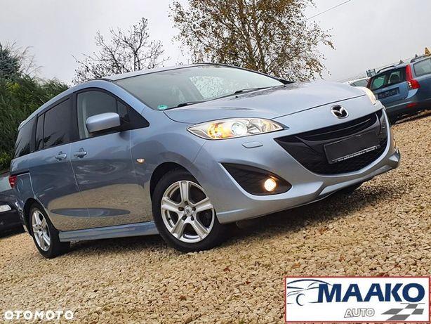 Mazda 5 2.0disi 150ps Bogata Komfort Xenon Skóra El Drzwi