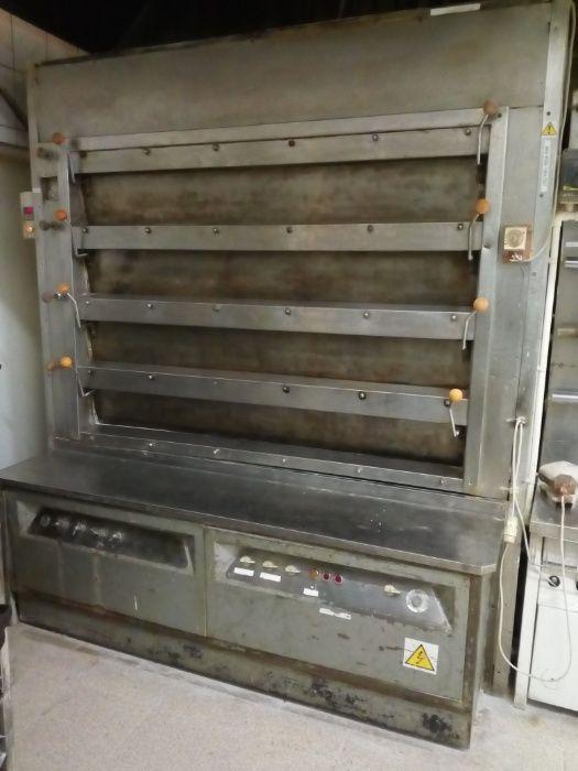 Piec olejowy piekarniczy+automaty załadowcze Pajęczno - image 1