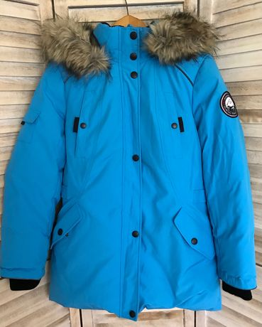Пуховик куртка Alpinetek S