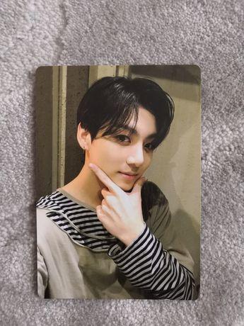 Photocard BTS Jungkook