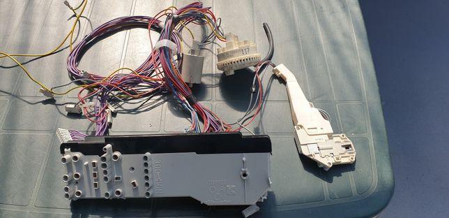 Wiązka elektryczna wraz z modułem sterującym - AEG Lavamat.