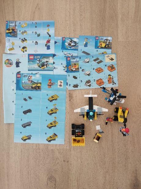 Lego City kilka małych zestawów