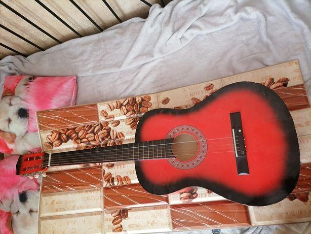 Gitara bez 1 struny