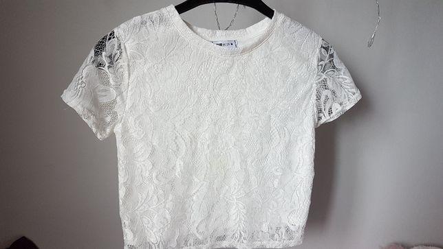Paczka za 15 zł Cropp New Yorker H&M Ubrania rozmiar S Dziewczyna