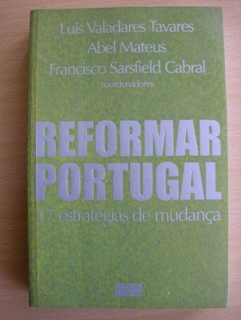 Reformar Portugal de Luís Valadares Tavares