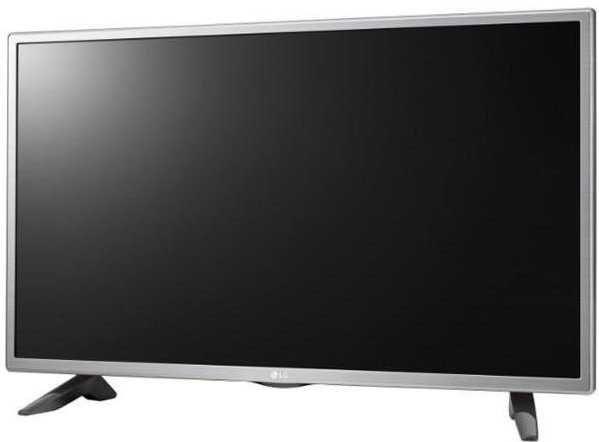 SmartTv LG 32LH590U, a funcionar. para peças. Só dá metade do ecrã.