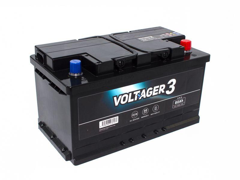 Akumulator Voltager 3 12v 80AH 730A M3 Premium SUPER CENA Wrocław Wrocław - image 1