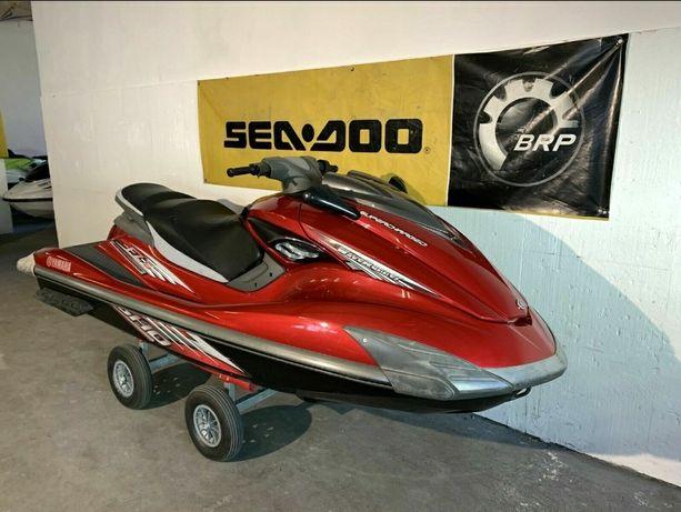 Skuter wodny Yamaha FZS SHO 1800  jetski yamaha 85 mtg
