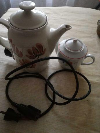 Czajnik ceramiczny elektryczny