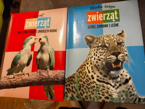 Seria Wielka Księga Zwierząt, Świat Zwierząt