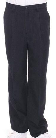 Новые брюки полушерстяные, рост 164