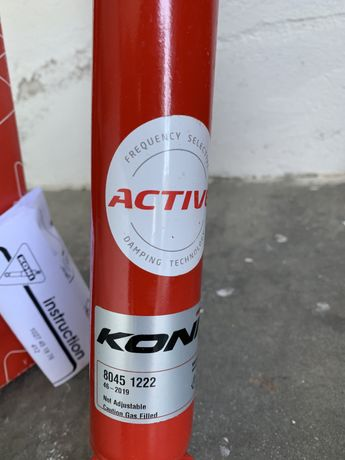 Amortecedores Koni Special Active Audi