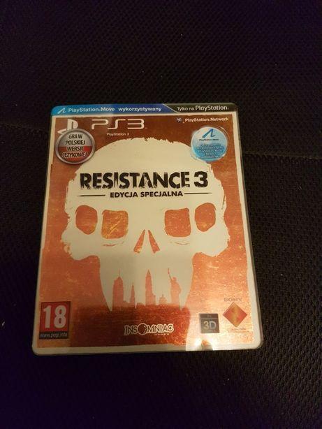 Resistance 3 Edycja Specjalna PS3