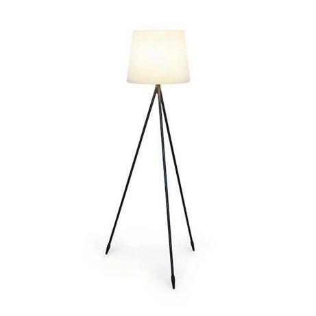Lampa Stojąca z Politylenu art desing 150 cm 25W