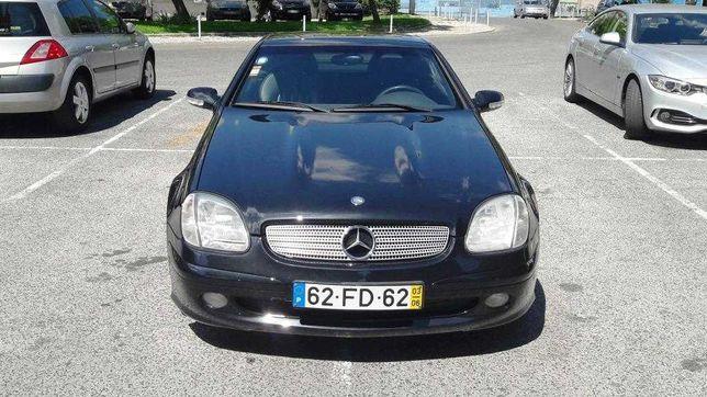 Mercedes SLK 200 - Final Edition 2003