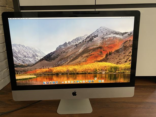 Apple iMac 27-inch, 2009 late, 16GB ram dysk 750GB