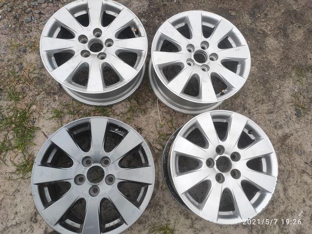 Диски 16 5*114,3 Toyota camry, corolla, avensis, verso, yaris, auris