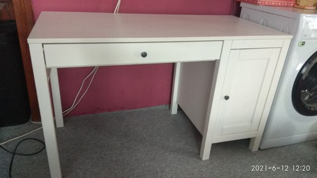 Biurko Hemnes Ikea