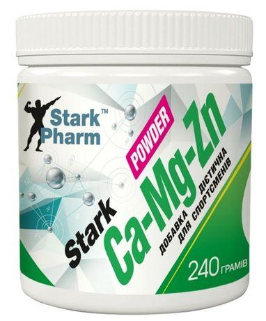 Stark Calcium Magnesium & Zinc 180 кальций магний цинк 240 грамм