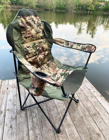 """Кресло для рыбалки """"Mavens R2"""", раскладной стул рыбацкий, Украина"""