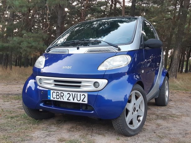 Smart Pulse ForTwo 600 benzyna