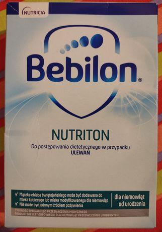 Bebilon Nutriton w przypadku ulewań