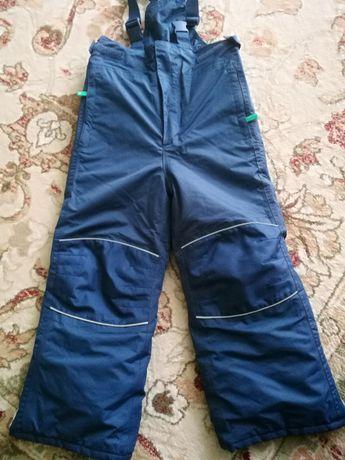 Spodnie ocieplenie 110-116