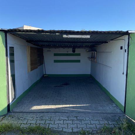 Garaż blaszany Pomorzany murowany parking miejsce postojowe parkingowe