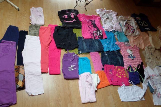 Ubranka dla dziewczynki rozmiar 158
