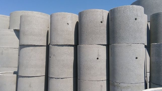 Железобетонные кольца с доставкой Днепр и область ЖБкольца сливные ямы