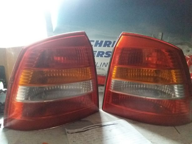 фонари Opel Astra G