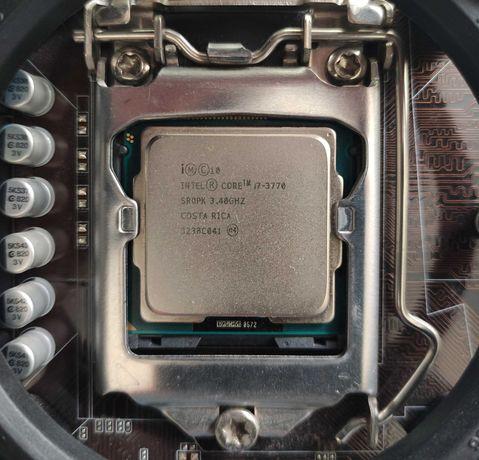 Продам: i7-3770, asus p8h77-v, DDR3-1866 8Gb x 2 + Infrasonic Quartet