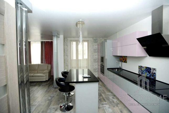 Продам шикарную 3-комнатную квартиру на Раисы Окипной, 8, Левобережка.